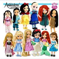 Disney迪斯尼/迪士尼动画师沙龙娃娃苏菲亚沙龙娃娃白雪公主长发公主灰姑娘睡美人艾尔莎公主安娜公主美人鱼多款可选儿童