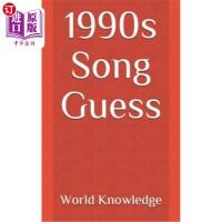 【中商海外直订】1990s Song Guess