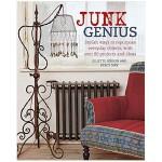 【特惠包邮】Junk Genius 回收家居天才 再生利用环保材料居家装饰英文原版图书