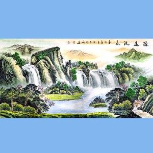 中国美术家协会会员,龙云书画院院长候桂峰(源远流长2)