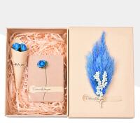 礼品盒包装盒 大号小号长方形清新复古牛皮纸盒干花礼物盒生日礼物女生创意实用收纳送朋友毕业季礼物