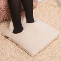 暖脚宝充电加热暖脚垫电暖鞋女插电保暖鞋床上睡觉用暖脚暖足神器
