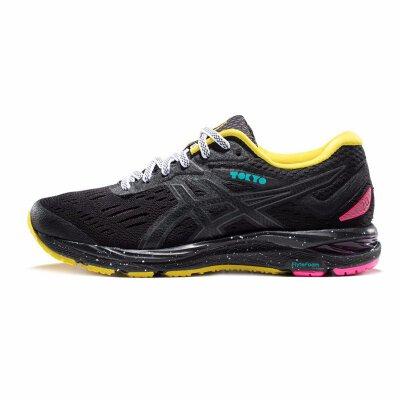 ASICS亚瑟士缓冲跑步鞋东京马拉松系列女运动鞋GEL-CUMULUS20 1012A213-001