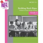 【中商海外直订】Grade 5 - Building Math Rigor: Problems to Promote