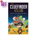 【中商海外直订】The CLUEFINDER CLUB: The Case of the Rainy Day Thie