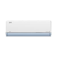 美的(Midea)1.5匹新1�能效 ��l智能��C冷暖空�{ �o音�能 家用壁�焓叫�耀 KFR-35GW/N8MXA1