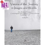 【中商海外直订】Visions of the Journey in Images and Words: A Colle