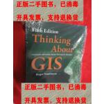 【二手旧书9成新】Thinking about GIS: Geographic Information... ( 16