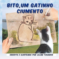 【预订】Bito, um gatinho ciumento