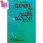 【中商海外直订】Elements of Marine Ecology: An Introductory Course