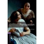 Oxford Bookworms Library: Level 4: Persuasion 牛津书虫分级读物4级:劝导