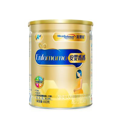 【18年3月生产】美赞臣安婴妈妈A+孕妇及授乳孕妇女配方奶粉900克罐装