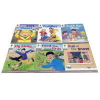 Oxford Reading Tree Biff,Chip and Kipper Stories Level 1