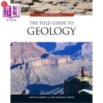 【中商海外直订】The Field Guide to Geology