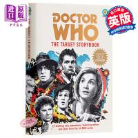 【中商原版】神秘博士:经典故事集 英文原版 Doctor Who: The Target Storybook 影视小说