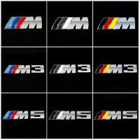 汽车装饰贴宝马车品M3 M5金属中网标IIIM尾标贴M系改装专用配件