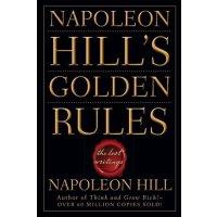 英文原版 拿破仑・希尔的黄金法则 Napoleon Hill's Golden Rules: The Lost Wri