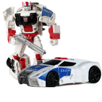 变形金刚合体混天豹 变形玩具金刚混天豹合体守护神男孩坦克模型汽车组合机器人