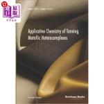 【中商海外直订】Applicative Chemistry of Tanning Metallic Heterocom