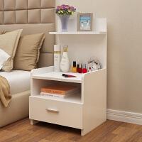 简易床头柜简约现代床柜收纳小柜子组装储物柜宿舍卧室组装床边柜