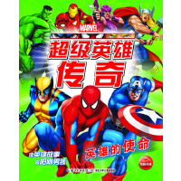 超级英雄传奇:英雄的使命