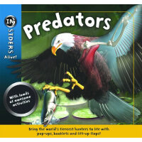 Insiders Alive:Predators透视眼:捕食者ISBN9781840117493