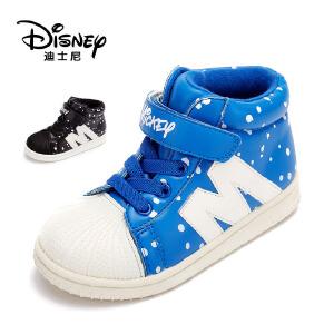 【达芙妮超品日 2件3折】鞋柜/迪士尼旗舰店正品童鞋米奇波点运动鞋男童