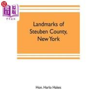 【中商海外直订】Landmarks of Steuben County, New York