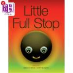 【中商海外直订】Little Full Stop: English