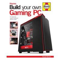英文原版 Haynes手册 自己组装游戏电脑 Build Your Own Gaming PC