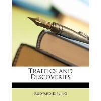 【预订】Traffics and Discoveries
