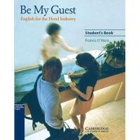 【预订】Be My Guest: English for the Hotel Industry Y9780521776