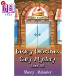 【中商海外直订】Bakery Detectives Cozy Mystery Boxed Set (Books 7 -