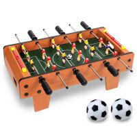 互动游戏台室内4-10岁男孩儿童玩具桌上足球机桌面足球桌