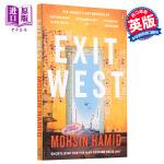 【中商原版】西退 英文原版 Exit West