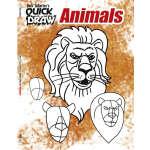 Tony Tallarico's QUICK DRAW Animals (【按需印刷】)