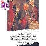 【中商海外直订】The Life and Opinions of Tristram Shandy, Gentleman