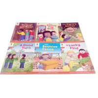 Oxford Reading Tree Biff,Chip and Kipper Stories Level 8