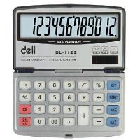 得力1123便携式计算器/得力袖珍计算器/得力文具1123