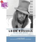 【中商海外直订】Leon Russell In His Own Words