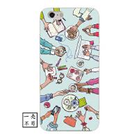 聚会iphone6s手机壳8plus欧美个性创意苹果7plus全包硅胶X保护套