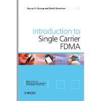 【预订】Single Carrier FDMA: A New Air Interface for Long Term E