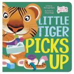 【预订】Little Tiger Picks Up