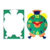 儿童黑板26个大小写英文字母数字拼音教学磁性冰箱贴磁铁磁力教具 中