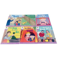 Oxford Reading Tree Biff,Chip and Kipper Stories Level 1+ More A