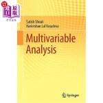 【中商海外直订】Multivariable Analysis