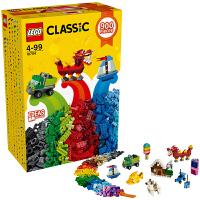 [当当自营]LEGO 乐高 Classic经典创意系列 创意积木盒 积木拼插儿童益智玩具10704