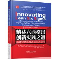 精益六西格玛创新实践之道 高效业务流程改进实战指南