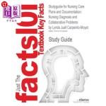 【中商海外直订】Studyguide for Nursing Care Plans and Documentation