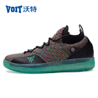 沃特品牌潮篮球鞋男低帮水晶底鸳鸯2019春季夏季新款学生